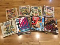 2000AD Comics - over 200 from 1978-1994
