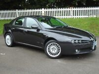 2007 (57) Alfa Romeo 159 1.9 JTDM 16v Lusso | NEW TIMING BELT |JUST SERVICED | LONG MOT | DIESEL |