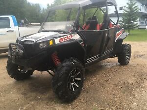 2013 Polaris RZR 900 XP 4 Seater