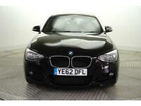 2012 BMW 1 Series 116D M SPORT Diesel black Manual