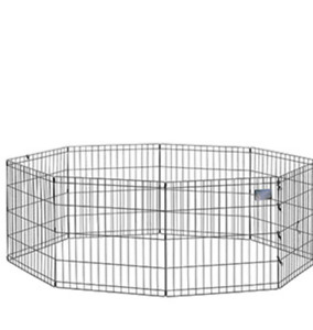 Puppy exercise pen  ( white ) 50.00 or best offer