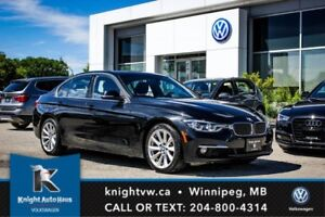 2016 BMW 3 Series 328i xDrive AWD w/ Nav/Leather/Sunroof/Winter