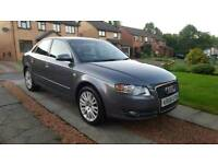 ☆ Audi a4 2.0 tdi • low milage • Long M.O.T • F/S/H • Immaculate condition ☆