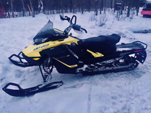 2017 Ski Doo 850 Summit Sp 154