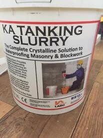 25kg KA Tanking Slurry - unopened