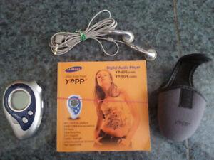 Yepp YP-90S Portable Digital Audio Player, FM radio and recorder
