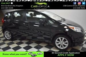 2014 Nissan Versa Note S - LOW KMS**360 BACKUP CAMERA**NAV