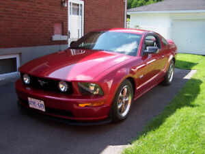2006 Ford Mustang Gt Coupe (2 door) VERY LOW KM 23385