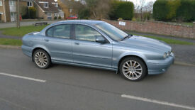 Jaguar X-TYPE S D diesel 4 door saloon 3 months mot great runner used daily