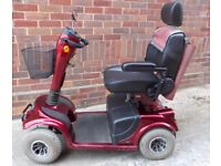 Sterling Onyx 8mph Mobility Scooter