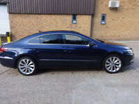 Volkswagen CC GT TDi Bluemotion Technology Dsg Semi-Automatic Diesel 0% FINANCE AVAILABLE