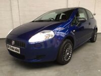 2008 FIAT GRANDE PUNTO 1.2 ACTIVE **FULL YEARS MOT**