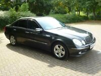 MERCEDES E270 CDI ,FULL HISTORY ,FULLY LOADED, WELL LOOKED AFTER