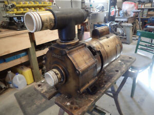 Jacuzzi Pump and Motor