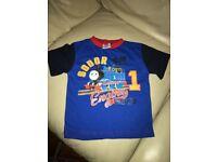 Thomas the Tank Engine T shirt 18-24 months brand new