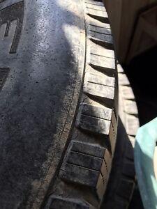5 tires 265 75 R16