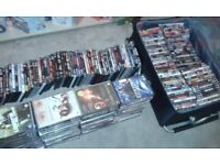 235 dvds 50p each or 3 for £1
