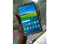 Free delivery! Boxed Samsung Galaxy Tab S 4G Voice Calling Android Tablet Phone on EE
