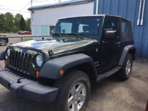 Jeep Wrangler 4WD 2dr 2010