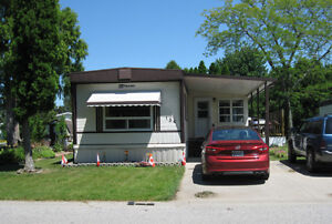 Lot 134- Manufactured home for sale in Sarnia