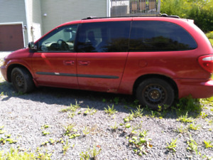 Dodge Grand Caravan 2005 part out