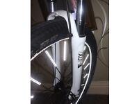 """Suntour XCT 28 26"""" Bike Forks 100mm Travel £25"""