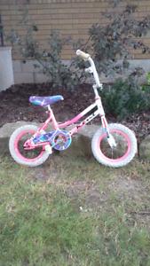 Little girl's bike