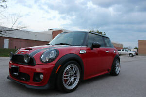 2013 MINI John Cooper Works Hatchback