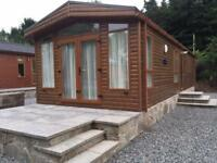 6 person lodge Perthshire Scotland