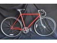 Fixie/Fixed gear bike (Road bike)