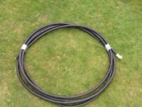 Electric cable, Armoured (SWA), 9m 90cm approx