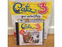 Computer game- Catz 3