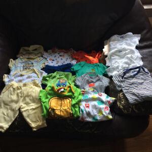 3-12 month baby boy lot
