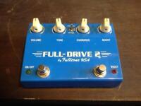 Fulltone guitar pedal