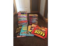 Horrible histories & Horrible geography set (55 books)