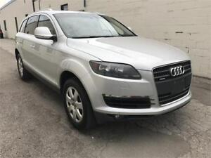 2009 AUDI Q7 V6 3.6L Premium/REAR CAMERA/Panoramic roof...