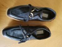 Stella McCartney black loafer