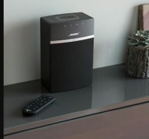 BRAND NEW IN THE BOX SoundTouch10 Wireless / bluetooth Speakers