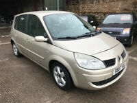 2007 Renault Scenic 1.6 Extreme - MOT till 30th March 2018 - Only 72k miles - Spacious MPV