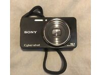 "Sony Cyber-Shot DSCW570 Digital Camera - 16.1MP, 5x Optical Zoom, 2.7"" LCD, 8GB SD Card, Carry Case"