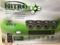 Nitro 4/8 Channel CCTV System HD 1080P 2MP