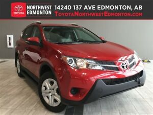 2013 Toyota RAV4 LE | Bluetooth | Backup Camera | Steering Mntd