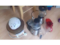 juicer water filter blender and cooker
