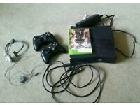 Xbox 360 S bundle perfect working condition