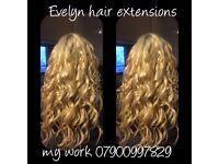 Mobile Fully Qualified Hair extension Specialist. OFFER £25 OFF full set of hair extensions!!!