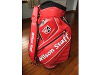 Wilson Staff Tour Bag - brand new (Belfast)