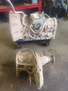 2011 FORD F350 4X4 PARTS. AUTO TRANS, AXLES, MORE