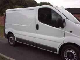 2013 Vauxhall Vivaro 2700 Cdti 113 Swb No Vat