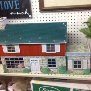 Metal Doll House For Sale