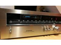 Pioneer TX-608L,stereo tuner, vintage, classic,rare